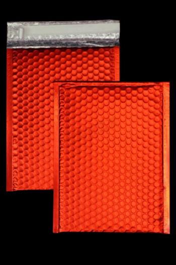 Farbige Luftpolstertaschen fallen Werbeartikel gleich doppelt auf. © brief-huellen.de