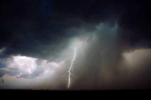 Datensafe bei Unwetter