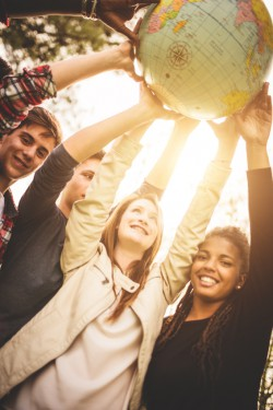 Nachhaltigkeit - wichtige Akzente für die Zukunft ©istock.com/franckreporter