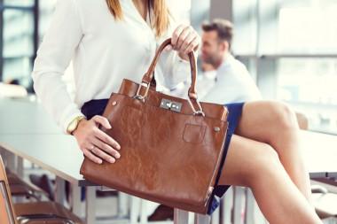 Business Bag als Hingucker © istock.com/Izabela Habur