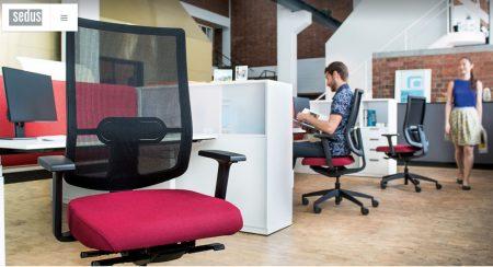 Ergonomischer Bürostuhl ©Sedus