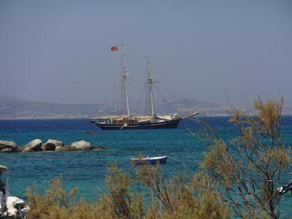 Seminare auf einem Segelboot für Führungskräfte