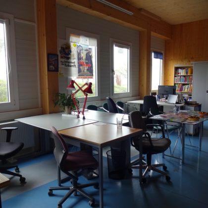 Co-Working – individuelle Arbeitsplätze in angenehmer Atmosphäre © Bürodienste-in