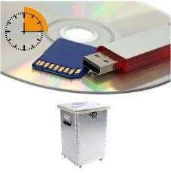 Aktenvernichtung - Datenträger