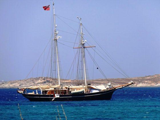 Betriebsausflüge mit Yacht