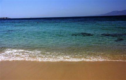 Malerisches Meer