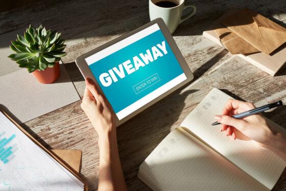 Giveaways - Werbegeschenke